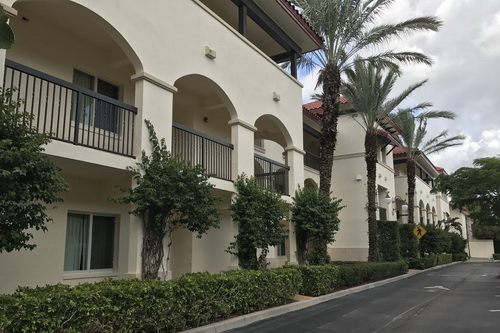 HOA Exterior Painting in Naples